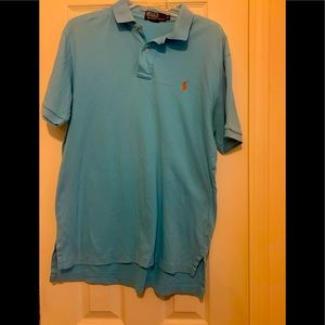 Polo Ralph Lauren blue Men's shirt, M